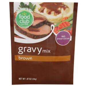 Brown Gravy Mix