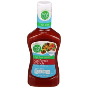 Fat Free California French Style Dressing
