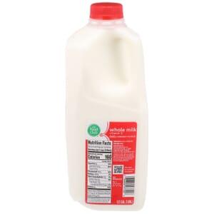 Whole Milk, Vitamin D