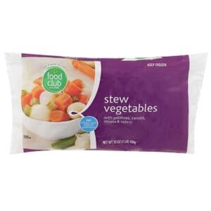 Stew Vegetables