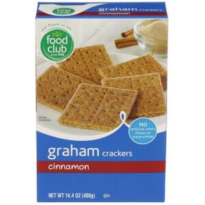 Cinnamon Graham Crackers