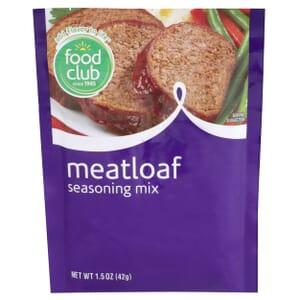 Meatloaf Seasoning Mix