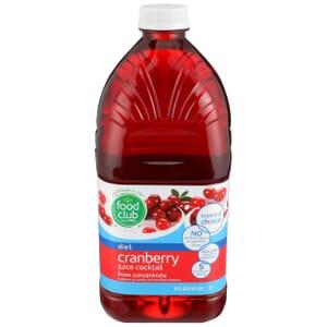 Diet Cranberry Juice Cocktail