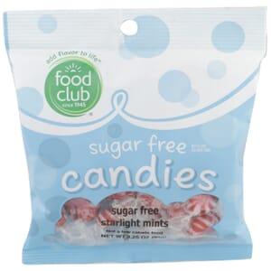 Sugar Free Candies, Starlight Mints