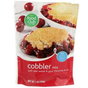 Cobbler Mix