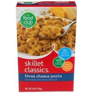Skillet Classics,  Three Cheese Pasta