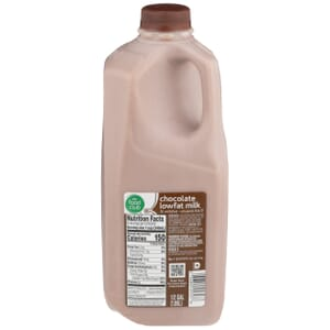 Chocolate Lowfat Milk