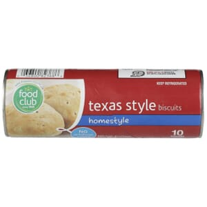 Texas Style Biscuits, Homestyle