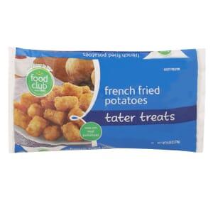 French Fried Potatoes, Tater Treats