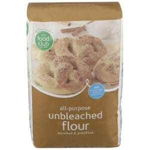 All-Purpose Unbleached Flour Enriched & Presifted