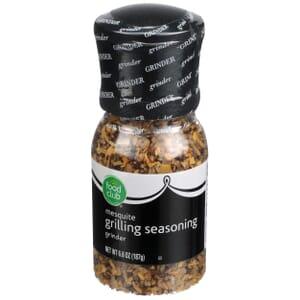 Mesquite Grilling Seasoning Grinder