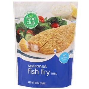 Seasoned Fish Fry Mix