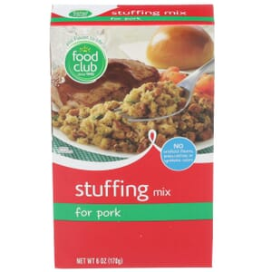 Stuffing Mix For Pork