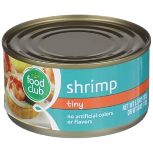 Shrimp, Tiny