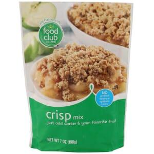 Crisp Mix