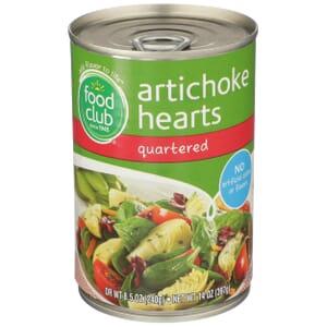 Artichoke Hearts, Quartered