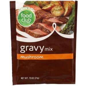 Mushroom Gravy Mix