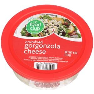 Crumbled Gorgonzola Cheese