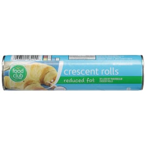 Crescent Rolls - Reduced Fat