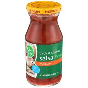 Thick & Chunky Salsa, Medium
