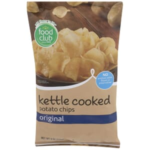 Original Potato Chips, Kettle Cooked