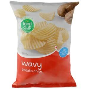 Wavy Potato Chips
