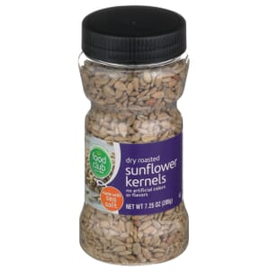 Sunflower Kernels, Dry Roasted