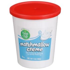 Marshmallow Crème