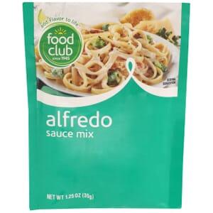 Alfredo Sauce Mix