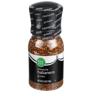 Mesquite Habanero Grinder