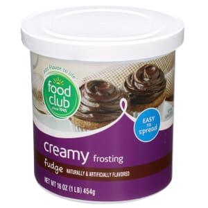 Fudge Creamy Frosting