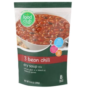 3 Bean Chili Dry Soup Mix