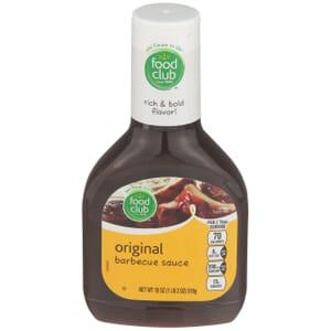 Original Barbecue Sauce
