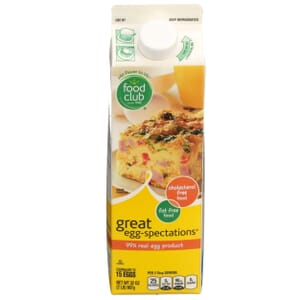 Great Egg-Spectations 99% Real Egg Product
