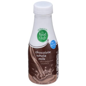 Chocolate Whole Milk