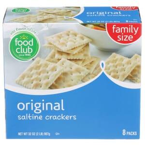 Original Saltine Crackers