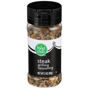 Steak Grilling Seasoning