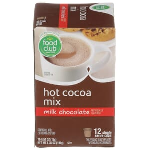 Milk Chocolate Hot Cocoa Mix