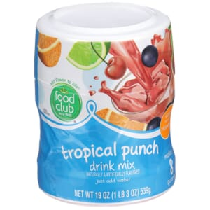 Tropical Punch Drink Mix