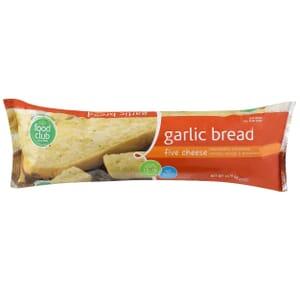 Garlic Bread, Five Cheese