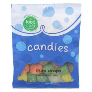 Gum Drops Candies