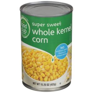 Super Sweet Whole Kernel Corn