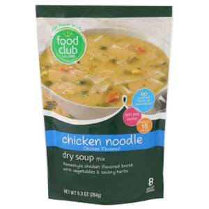 Chicken Noodle Dry Soup Mix