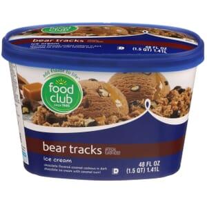 Beaver Tracks Ice Cream