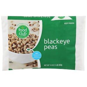 Blackeye Peas