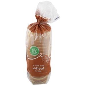 Wheat Bread, Round Top