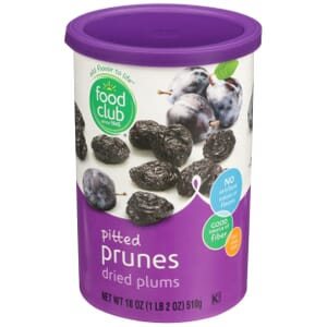 Pitted Prunes, Dried Plums
