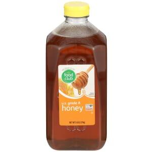 U. S. Grade A Honey