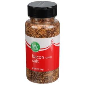 Bacon Flavored Salt