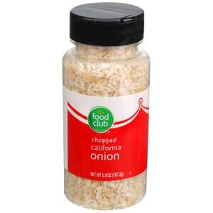 Chopped California Onion